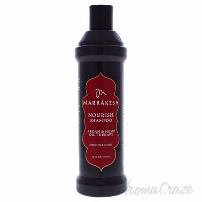 Nourish Shampoo by Marrakesh for Unisex - 12 oz Shampoo