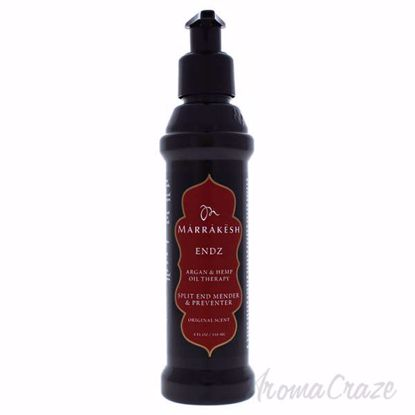 Endz Argan and Hemp Oil Therapy by Marrakesh for Unisex - 4