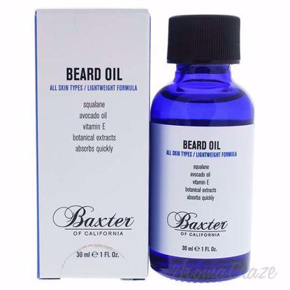 Beard Oil by Baxter Of California for Men - 1 oz Oil