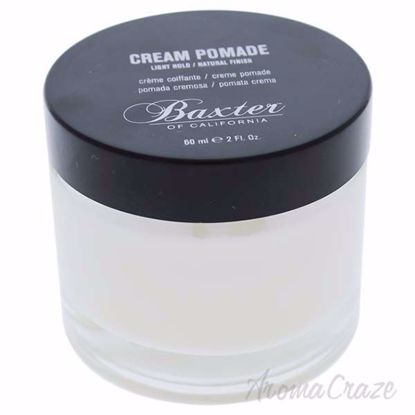 Cream Pomade by Baxter Of California for Men - 2 oz Pomade