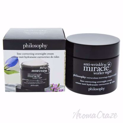 Anti-Wrinkle Miracle Worker Night Plus Line-Correcting Overn