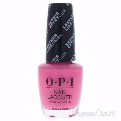 Nail Lacquer - NL G54 Leather Electryfyin Pink by OPI for Wo