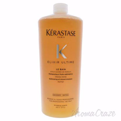Elixir Ultime Le Bain Shampoo by Kerastase for Unisex - 34 o