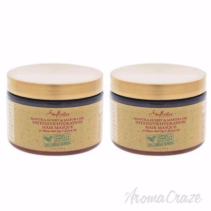 Manuka Honey and Mafura Oil Intensive Hydration Masque by Sh
