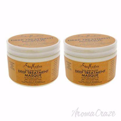 Raw Shea Butter Deep Treatment Masque by Shea Moisture for U
