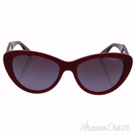 Picture of Vogue VO2990S 2340/8H Liu Shishi - Red/Violet Gradient by Vogue for Women - 54-17-140 mm Sunglasses