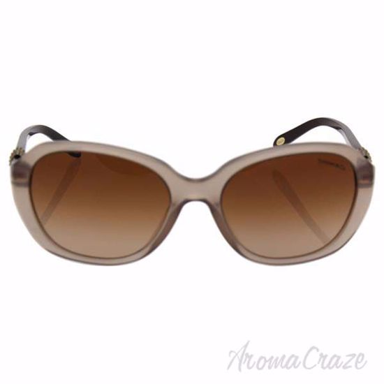 Picture of Tiffany TF 4108-B 8196/3B - Sandblasted/Brown Gradient by Tiffany & Co. for Women - 55-18-140 mm Sunglasses