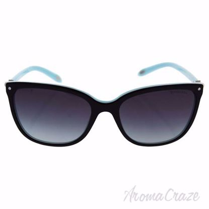 Picture of Tiffany TF 4105-HB 8055/3C - Black-Blue/Grey Gradient by Tiffany & Co. for Women - 55-17-140 mm Sunglasses