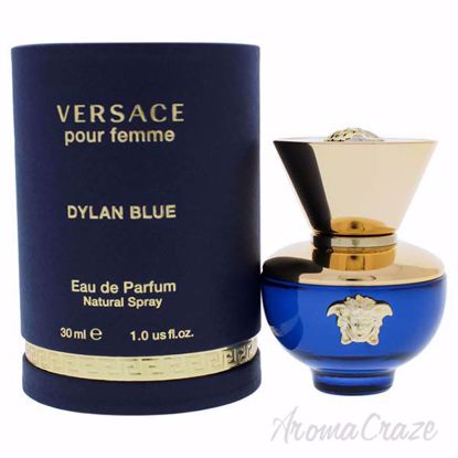 Picture of Dylan Blue by Versace for Women - 1 oz EDP Spray