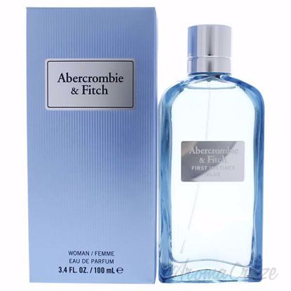 First Instinct Blue by Abercrombie and Fitch for Women - 3.4
