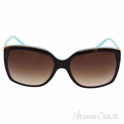 Tiffany TF 4076 8134/3B - Top Havana-Blue/Brown Gradient by