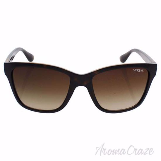 Picture of Vogue VO2896S W656/13 - Dark Havana/Brown Gradient by Vogue for Women - 54-17-140 mm Sunglasses