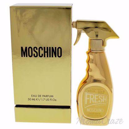 Moschino Gold Fresh Couture by Moschino for Women - 1.7 oz E