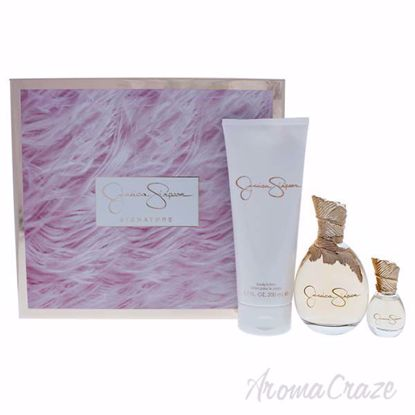 Signature by Jessica Simpson for Women - 3 Pc Gift Set 3.4oz