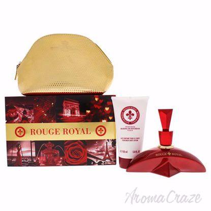 Rouge Royal by Princesse Marina De Bourbon for Women - 3 Pc