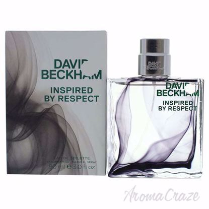Picture of Inspired By Respect by David Beckham for Men - 3 oz EDT Spray