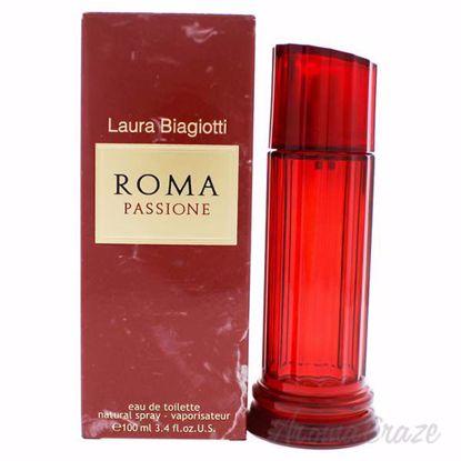 Roma Passione by Laura Biagiotti for Women - 3.4 oz EDT Spra