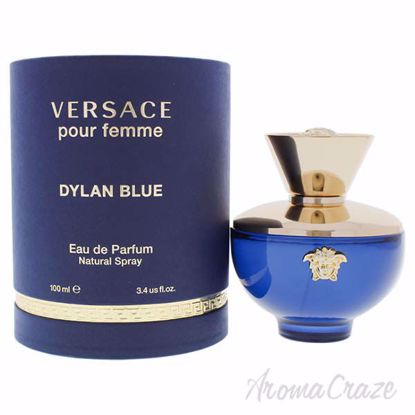 Picture of Dylan Blue by Versace for Women - 3.3 oz EDP Spray