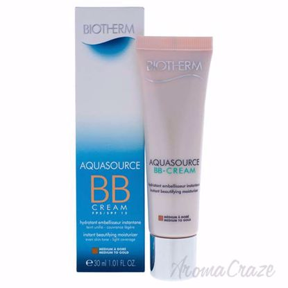 Aquasource BB Cream - Medium to Gold by Biotherm for Unisex