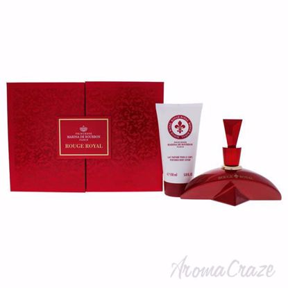 Rouge Royal by Princesse Marina De Bourbon for Women - 2 Pc