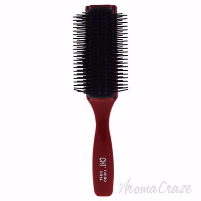 Turbo 9 Row Styling Brush - CB14 by CHI for Unisex - 1 Pc Ha