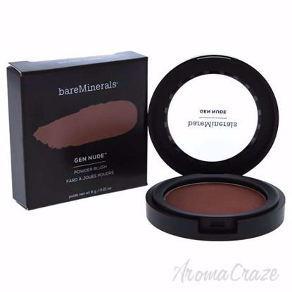 Gen Nude Powder Blush - But First Coffe by bareMinerals for