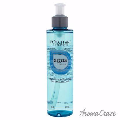 Aqua Reotier Water Gel Cleanser by LOccitane for Unisex - 6.