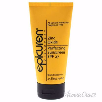 Zinc Oxide Perfecting Sunscreen SPF 27 by Epicuren for Unise