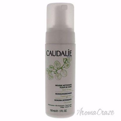 Grape Flower Cleansing by Caudalie for Women - 5 oz Foam