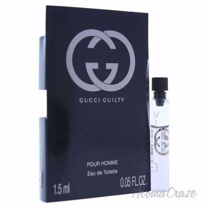 Gucci Guilty by Gucci for Men - 1.5 ml EDT Splash Vial (Mini