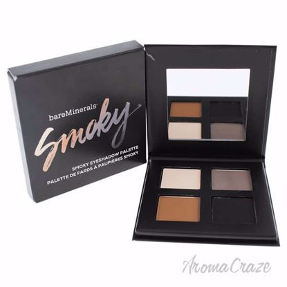 Smoky Eyeshadow Palette by bareMinerals for Women - 0.16 oz
