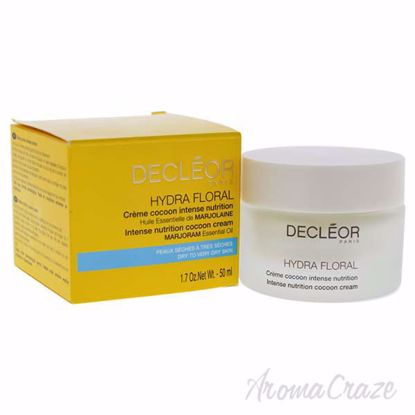 Hydra Floral Intense Nutrition Cocoon Cream by Decleor for U