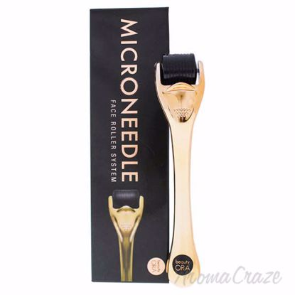 Picture of Microneedle Face Roller System - Black-Bronze by ORA for Unisex - 0.25 mm Needle