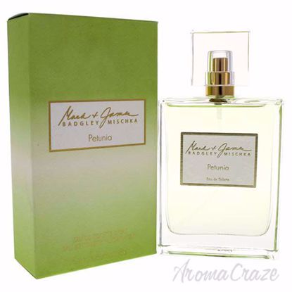 Mark and James Petunia by Badgley Mischka for Women - 3.4 oz