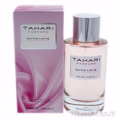 Satin Love by Tahari Parfums for Women - 3.4 oz EDT Spray