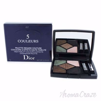 Picture of 5 Couleurs Eyeshadow Palette - 457 Fascinate by Christian Dior for Women - 0.24 oz Eye Shadow
