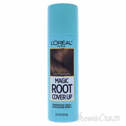 Magic Root Cover Up Temporary Gray Concealer Spray - Light B