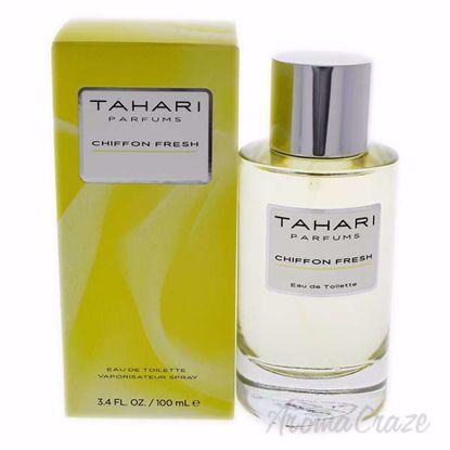 Chiffon Fresh by Tahari Parfums for Women - 3.4 oz EDT Spray