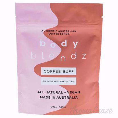 Coffee Buff Coffee Scrub by BodyBlendz for Women - 7 oz Scru