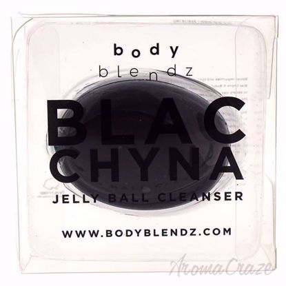 Black Jelly Ball Cleanser by BodyBlendz for Women - 1.7 oz C