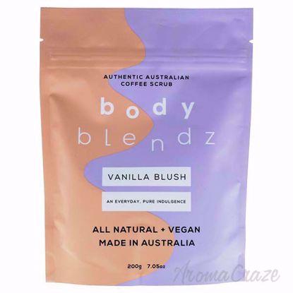 Vanilla Blush Coffee Scrub by BodyBlendz for Women - 7 oz Sc