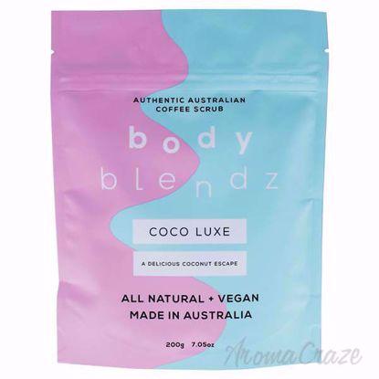 Coco Luxe Coffee Scrub by BodyBlendz for Women - 7 oz Scrub