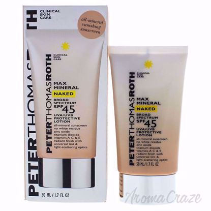 Max Mineral Naked SPF 45 by Peter Thomas Roth for Unisex - 1