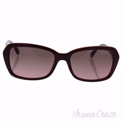 Picture of Vogue VO2964SB 2323/14 - Bordeaux Opal Powder/Pink Gradient Brown by Vogue for Women - 55-17-135 mm Sunglasses