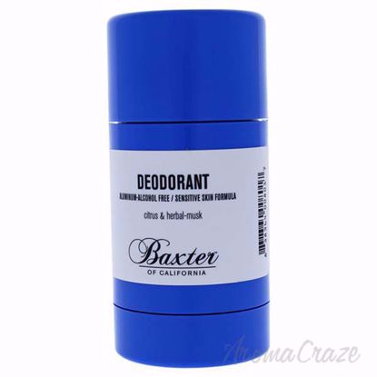 Deodorant - Citrus and Herbal-Musk by Baxter of California f