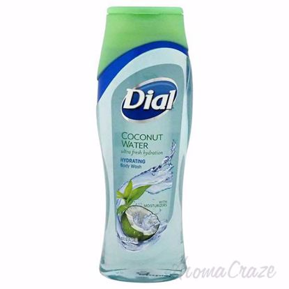 Coconut Water Ultra Fresh Hydrating Body Wash by Dial for Un