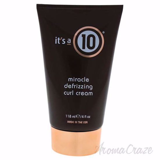 Picture of Miracle Defrizzing Curl Cream by Its A 10 for Unisex - 4 oz Cream