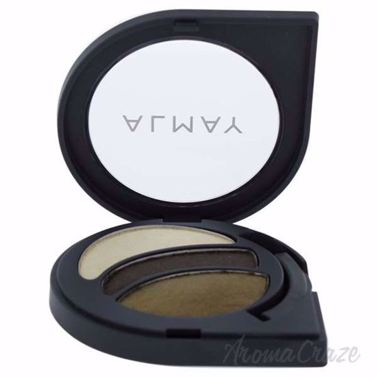 Picture of Intense I-Color Powder Shadow - 115 Hazels by Almay for Women - 0.2 oz Eye Shadow