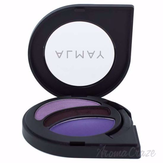 Picture of Intense I-Color Powder Shadow - 125 Browns by Almay for Women - 0.2 oz Eye Shadow