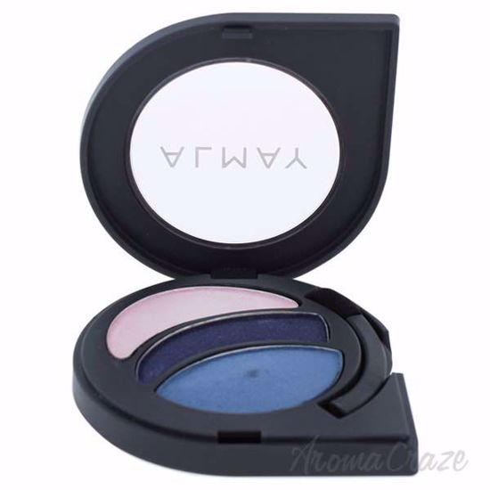 Picture of Intense I-Color Powder Shadow - 130 Blues by Almay for Women - 0.2 oz Eye Shadow